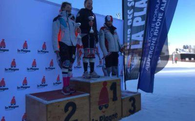 Coupe de Bronze U14 La Plagne Slalom
