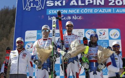 CHAMPIONNAT DE FRANCE ALPIN