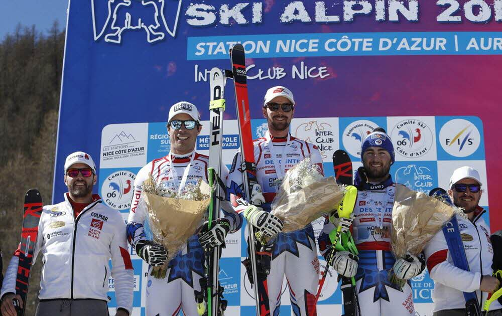 CHAMPIONNAT DE FRANCE ALPIN