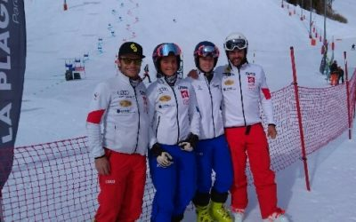 Finale Lizeroux Ski Tour