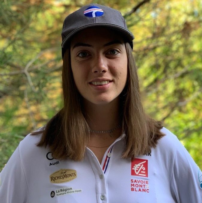 Premières compétitions en Argentine pour Axelle et Marion Chevrier